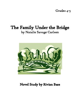 The Family Under the Bridge Novel Study