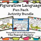 The Figurative Language Fun Pack: Activity Bundle (Common Core)