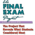 The Final Exam Project:  Revealing What Students Learned Best
