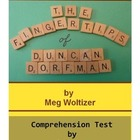 The Fingertips of Duncan Dorfman Test