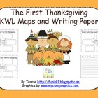 The First Thanksgiving KWL and Writing
