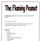 The Flaming Peanut