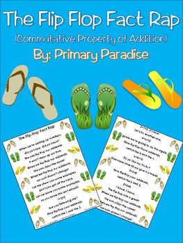 The Flip Flop Fact Rap (Commutative Property of Addition)
