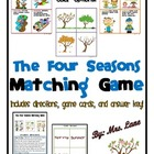 The Four Seasons Matching Game