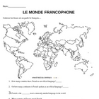 The Francophone World
