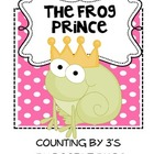 The Frog Prince Counting By 3's Number Cards & Recording Sheet