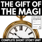 The Gift of the Magi - 24 Pages of Questions, Vocab, and A