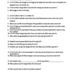 The Gift of the Magi O'Henry Guided Reading Worksheet Cros