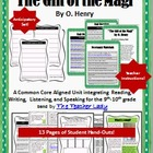 The Gift of the Magi Unit - Common Core Aligned