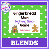The Gingerbread Man BLENDS Game