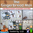 The Gingerbread Man ~ Booktivities for the Common Core Classroom