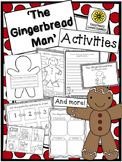 The Gingerbread Man Literacy Pack