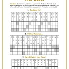 The Giver: 10 Quotefall Word Puzzles--Unique!