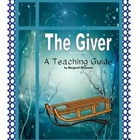 The Giver    A Novel Teaching Pack