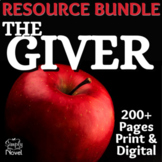 The Giver Literature Guide: Common Core Standards-Based Te