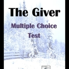 The Giver Multiple Choice Test