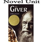 The Giver Novel Unit