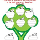 The Giving Tree Donation Chart