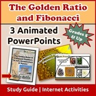 PowerPoint & Activity Guide BUNDLE: The Golden Number and