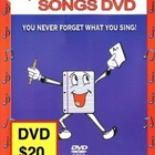 The Grammar Songs DVD from Audio Memory/Kathy Troxel
