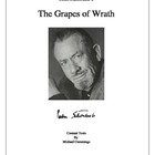 The Grapes of Wrath:Four Content Tests, Two Quotation Test