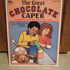 The Great Chocolate Caper:  A Mystery That Teaches Logic S