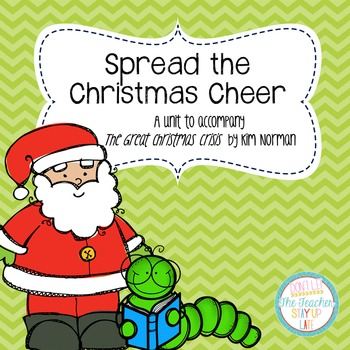 The Great Christmas Crisis - Elf Writing Craftivity and more