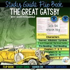 The Great Gatsby: Interactive Layered Flip Book