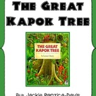 The Great Kapok Tree Novel Study (Rain Forest Activities)