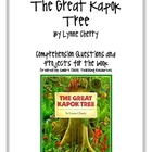 &quot;The Great Kapok Tree&quot;, by L. Cherry, Questions &amp; Projects