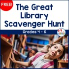 The Great Library Scavenger Hunt