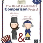 The Great Presidential Comparison Project - 3-5th Grade