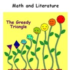 The Greedy Triangle: Connecting Math and Literature