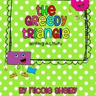 The Greedy Triangle Creative Writing Activity