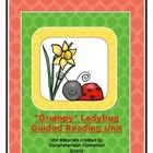 The Grouchy Ladybug Guided Reading Unit by Eric Carle