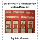 The Growth of a Writing Project- Writing Process