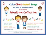 The HOEDOWN COLLECTION of Color-Chord-inated Songs for Bel