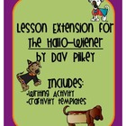 The Hallo-Wiener Writing & Craftivity Extension