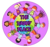 The Happy Place Posters in English and Spanish