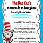 The Hat Cat&#039;s 10 more and 10 less game