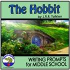 The Hobbit Writing Activities Based on Common Core Standards