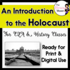 The Holocaust Introductory PowerPoint