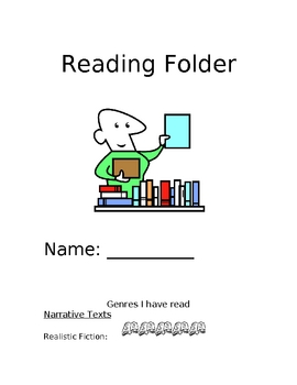 The 'How To' for Reading Folders & Reader Response Notebook