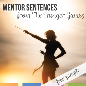 The Hunger Games: Eight Parts of Speech Diagnostic Tool