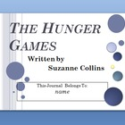 The Hunger Games Interactive PowerPoint Student Journal
