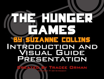 Hunger Games PPT & Activities
