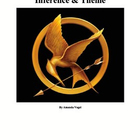 The Hunger Games Lesson: Inference & Theme