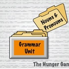 The Hunger Games: Nouns and Pronouns