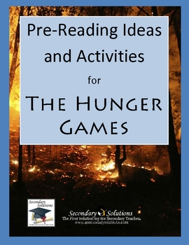The Hunger Games Pre-Reading Ideas and Activities