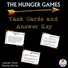 The Hunger Games Task Cards
